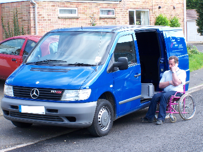 Cotswold Mobility has mobile service and repair capabilities