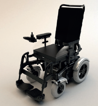 Cotswold Mobility supplies Otto-bock B400 wheelchairs